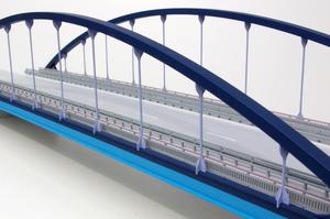 Modellbau Roemer Modellfoto Kanalbrücke
