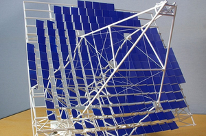Modellbau Roemer Modellfoto Solarkollektor